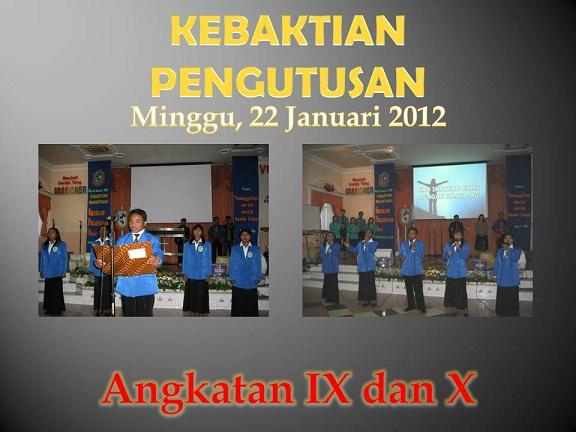 pengutusan2012